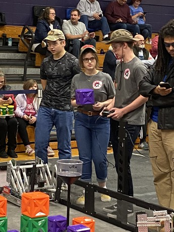 Trojaneer Robotics Teams Win Top Awards at Competitions
