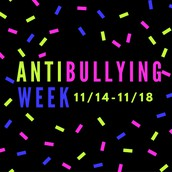 Next Week is Anti-Bullying Week!