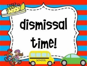 STAGGERED DISMISSAL TIMES FOR TERM 3