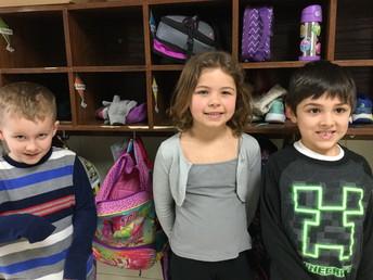 Dawson, Lorelei,  & Aaron