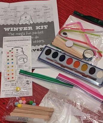 Winter Craft Kits!