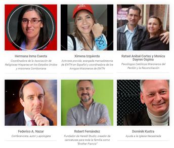Activistas, consejeros, psicologos