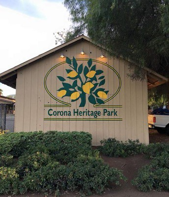 Corona Heritage Museum 1/30/19
