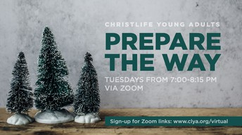 Advent with ChristLife Young Adults