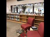 Monthly Book Displays at HHS