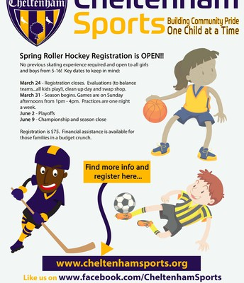 Spring Roller Hockey Registration