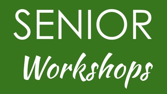 SENIORS: Workshops for College Planning