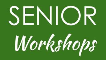 SENIORS: Workshops for College Planning
