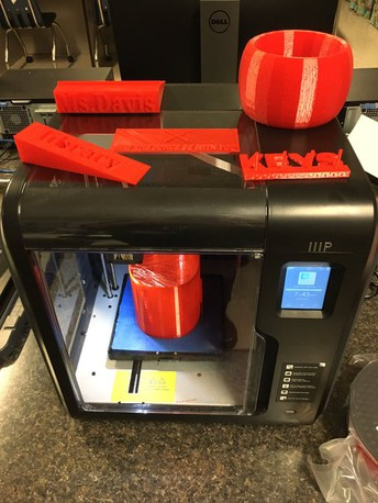 3D Engineering and Printing Project