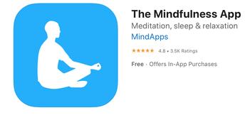 The Mindfuless App: Meditation, sleep & relaxation