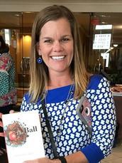 Elementary Principal, Josie Floyd