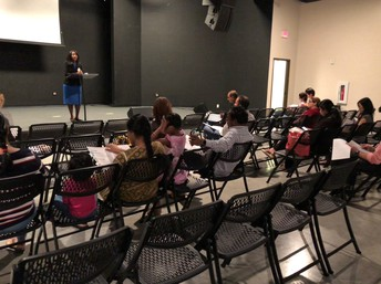 GradePower learning provided information on establishing good study habits at our first parent seminar for the 2018-2019 school year. The next parent seminar on school security will be on Monday, October 22 in the elementary auditorium.