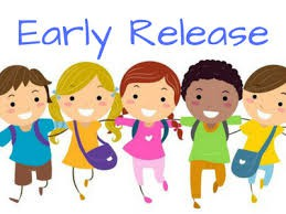 Early Release 12 Noon - October 16th & 17th
