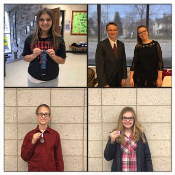 FORENSICS MEET RESULTS