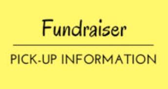 Elementary PTO Fundraiser Pickup