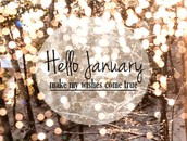 January is here!