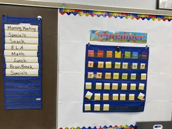 Classroom Visuals!