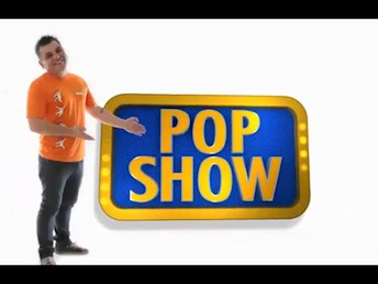 Pop show auditions April 30 - May 2nd