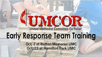 Early Response Team Training for Disasters