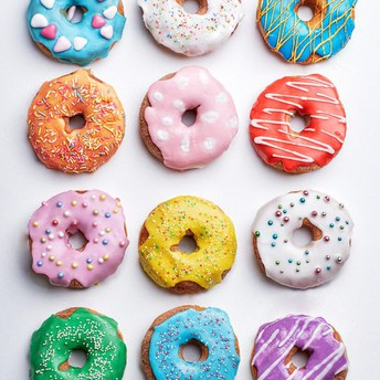 PTO - Donut Fun With Your #1