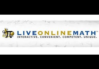 Live Online Math