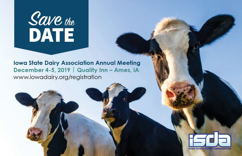 ISDA Save the Date Annual Meeting Postcard