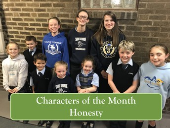Characters of the Month