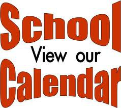 This calendar is more detailed than the one on the website. This calendar is for teachers/staff only.