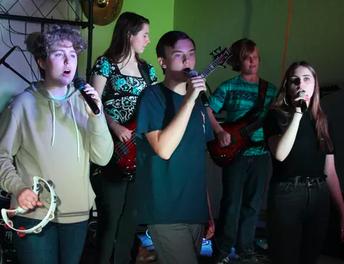 A Musical Movement: Musicians Club