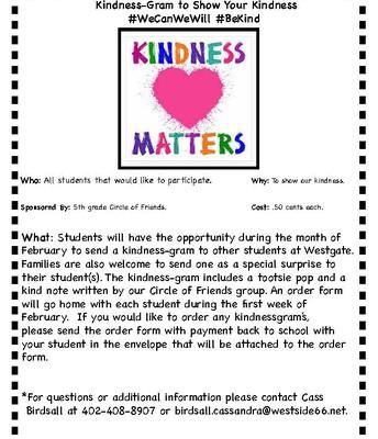 Kindness Gram