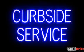 Curbside Pick up and Drop Off