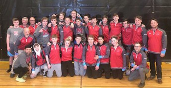 GOOD LUCK to our Wrestlers at (Team) STATE!