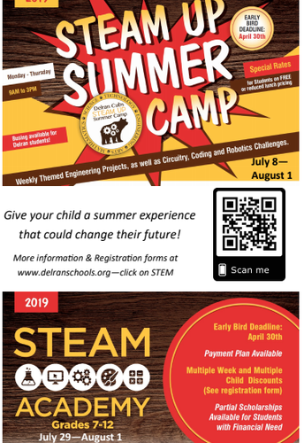 STEAM Camp and Academy