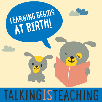 Talking is Teaching icon