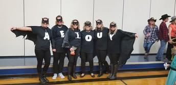 Batty about Vowels