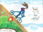 Art Contest for Air Pollution Control Calendar