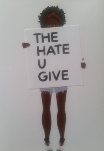 Read / Re-Read The Hate U Give
