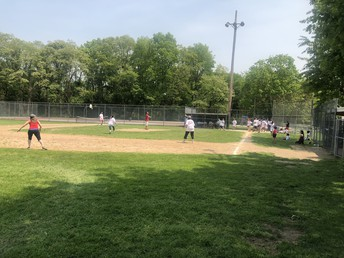 Fun Field Day for Marieville Elementary School