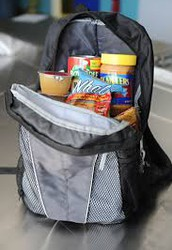 Backpack and Snack Program