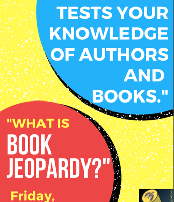 Book Jeopardy
