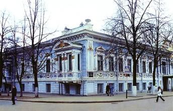 Литературный музей А.М. Горького