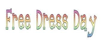 free dress day