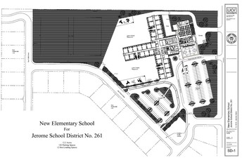 Proposed New School Site