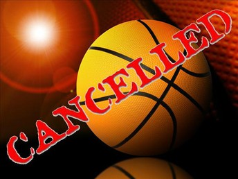Basketball cancelled for this year