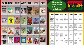 A Read-Aloud for Each Day in February to Celebrate Black History Month