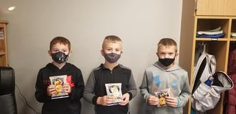 Third Grade 100 Steppers