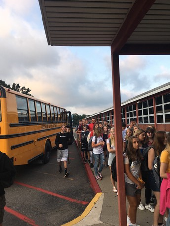 The 2019 - 2020 school year is underway!