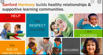 LBUSD - U6/SEL - Building Relationships with Students - Elementary Via Sanford Harmony