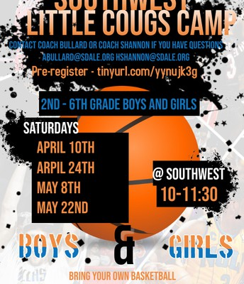 Calling all basketball players...