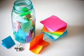 Make Your Own Self Care Jar